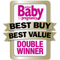 Double Winner Award Prima Baby & Pregnancy UK 2010