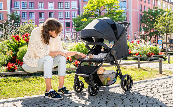 Highlight 1742 2 - Britax Römer B-AGILE M kolor Cherry Wine