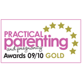Award Practical Parenting UK 2009