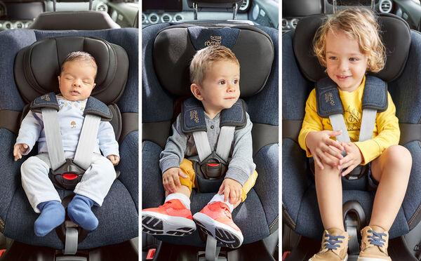 Długotrwały komfort dla Ciebie i Twojego dziecka