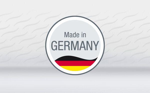 Jakość – wyprodukowano w Niemczech