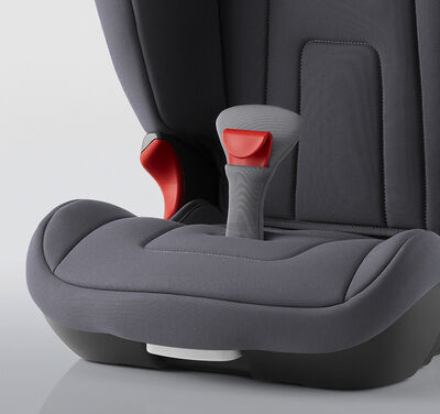Feature CS SecureGuard - Britax Römer Kidfix III M 15-36 kg kolor Storm Grey