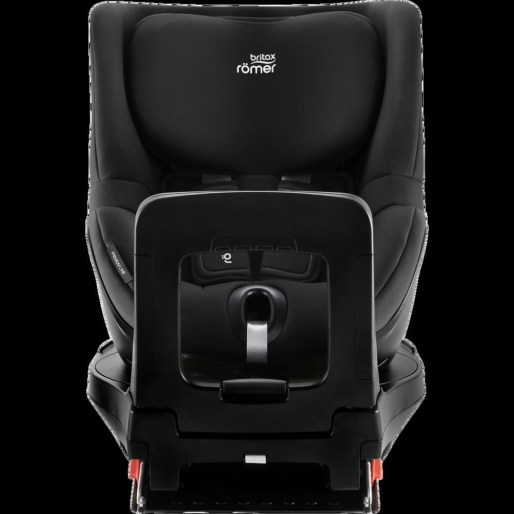 02 DUALFIX M i SIZE CosmosBlack 03 RWF 2017 72dpi 2000x2000 - Britax Römer DUALFIX M i-Size obrotowy fotelik samochodowy kolor Cool Flow - Black