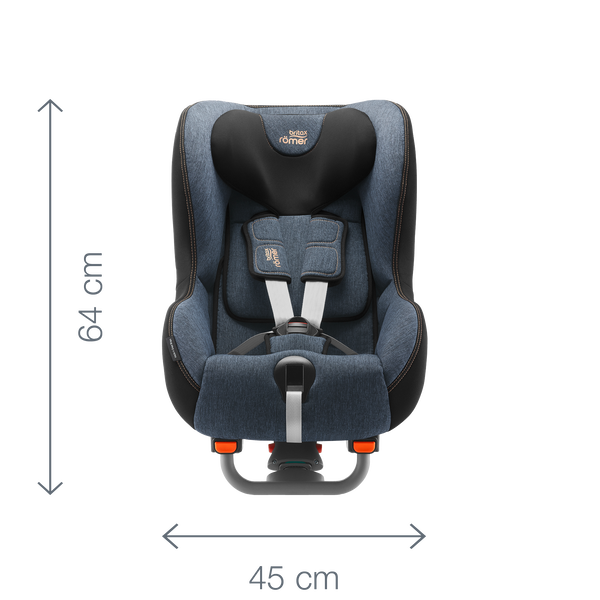 MAX WAY PLUS Dimension Images 2000x2000 Angle 03 - Britax Römer Max-Way Plus Storm Grey Czarna Seria