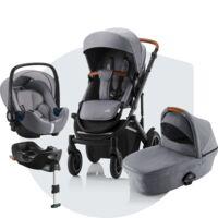 SMILE III Komfort Plus –wózek 3 w 1